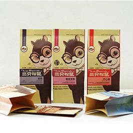 三只松鼠包裝設計
