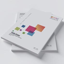 世界智能大會畫冊設計