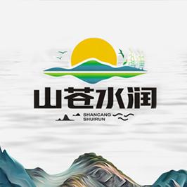 山蒼水潤文化傳媒公司VI設計