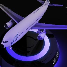 华夏航空视觉设计