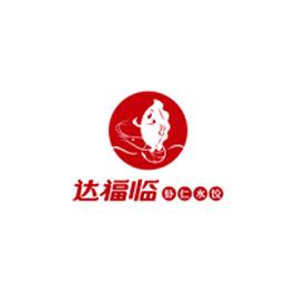 达福临餐饮LOGO设计