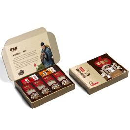 芋老赵食品包装盒设计