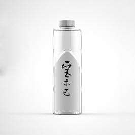 宝木巴矿泉水瓶型设计