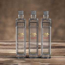钇翔建筑白酒瓶型设计
