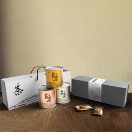 梓鹊顶芽茶叶包装盒设计