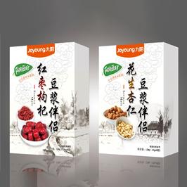 九阳豆浆包装设计