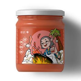 椰婆辣椒酱品牌策划