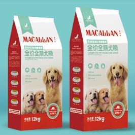 上海乂彥寵物食品包裝設計