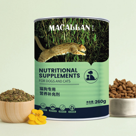 上海乂彦宠物营养剂包装设计