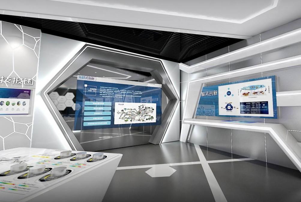 蘇州博物館數字展廳設計的作用