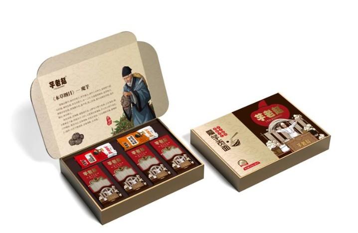 食品包装设计的类型介绍_广州食品包装设计公司