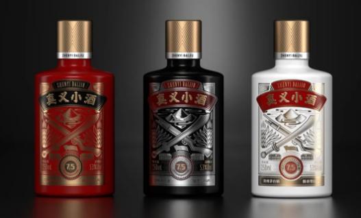 上海白酒包裝設計如何實現與印刷工藝的完美結合