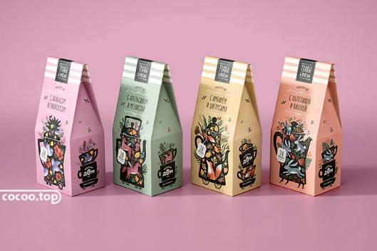 廈門茶葉包裝設計的簡單化趨勢