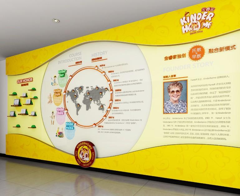 兒童教育空間設計怎么做_設計的規范有哪些