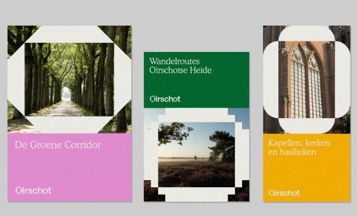 Oirschot城市形象品牌设计