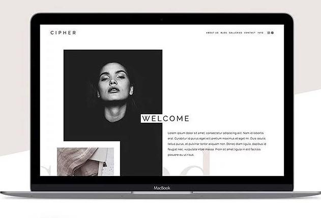 企業官網的首頁設計有什么注意要點