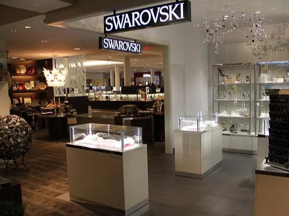 珠宝店空间设计的注意要点