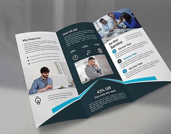 企業畫冊需要設計的板塊有哪些