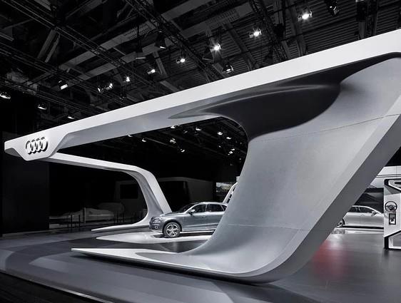 汽車數字展廳設計有哪些創新技術