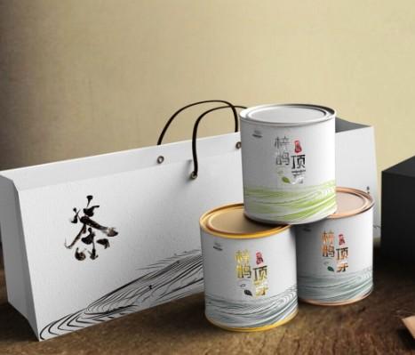 茶叶礼盒设计案例欣赏