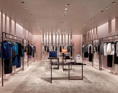 服裝展廳的墻面設計要怎么做