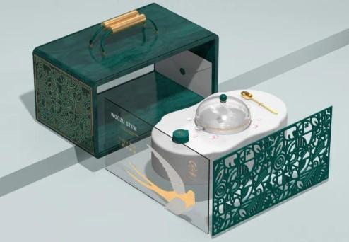 燕窝包装设计作品欣赏