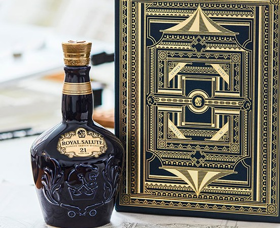 威士忌包装设计作品欣赏
