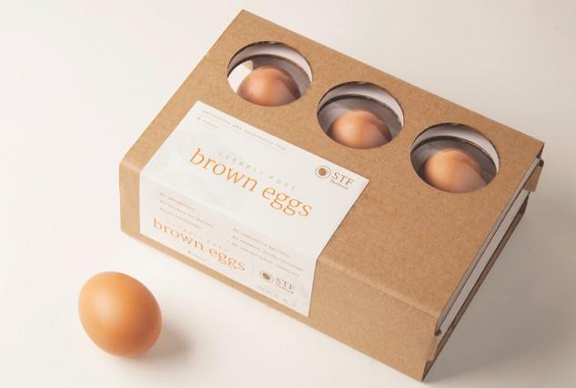 雞蛋包裝設計作品參考