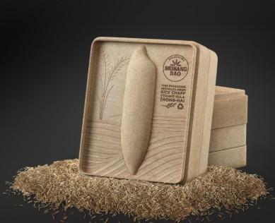 大米禮盒包裝設計的常用包裝形式