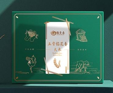 大米禮盒設計要考慮消費者的需求