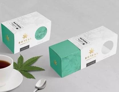 茶叶礼盒设计作品欣赏