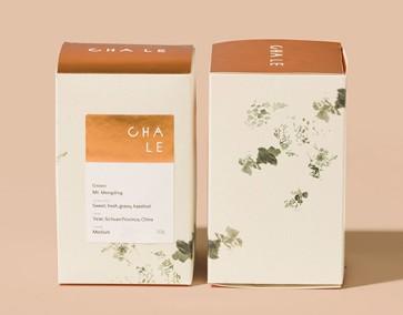 国外茶叶礼盒设计作品欣赏