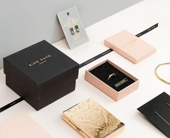 首飾包裝盒設計的多功能性
