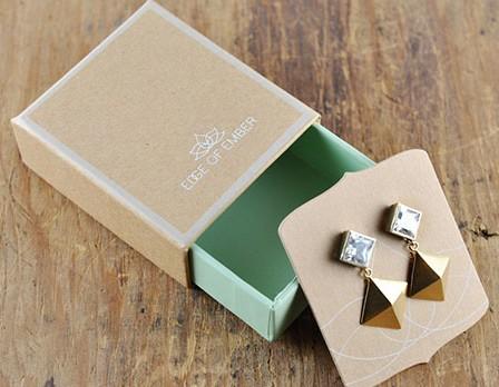 首飾包裝盒設計要富有內涵