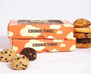 藝點餅干店包裝設計案例-每天一點創意