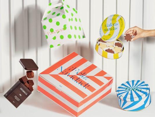 食品包裝設計用圖案刺激消費者食欲