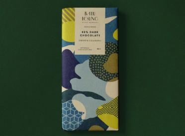 藝點巧克力包裝設計案例-每天一點創意
