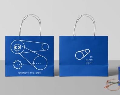 藝點眼部護理品牌設計案例-每天一點創意