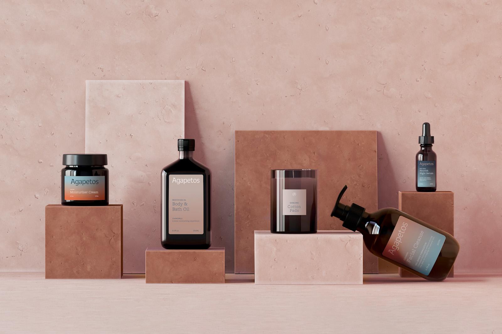 绍兴包装设计用色彩和图形进行创新