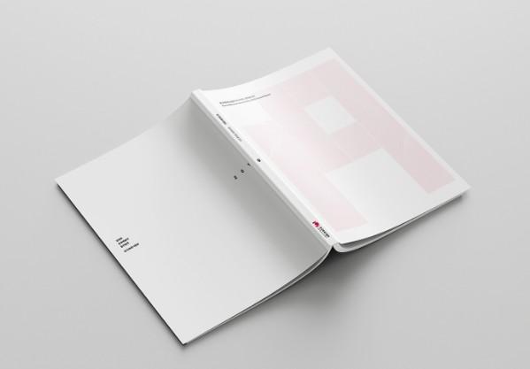 企业画册设计的排版怎么做
