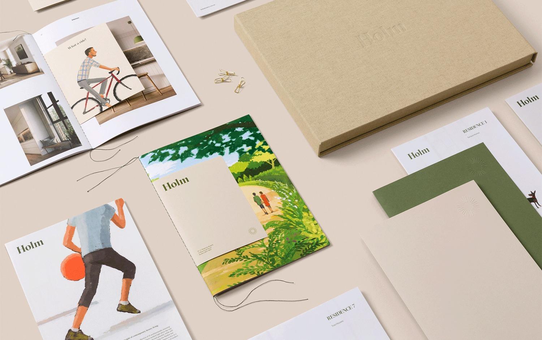 產品畫冊設計的基礎編排知識