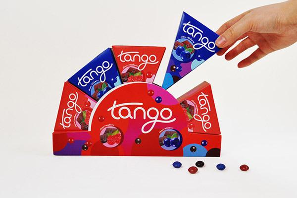 20款糖果包裝設計案例分享