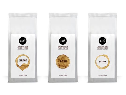20款咖啡包裝設計案例賞析