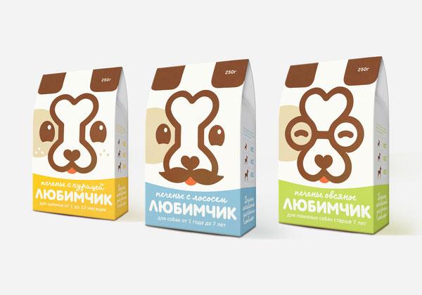 20款寵物食品包裝設計案例賞析