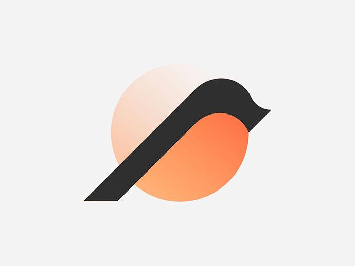 30款動物logo設計案例賞析