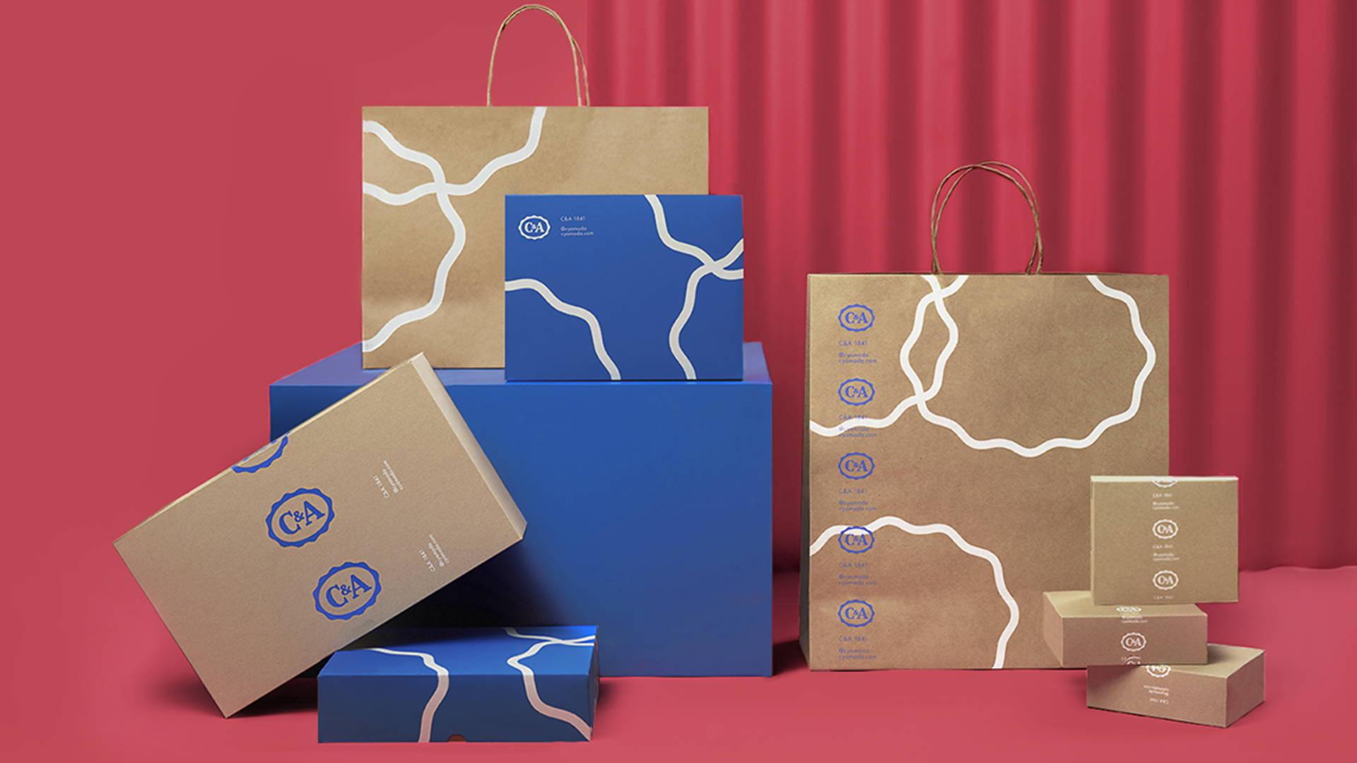 17款牛皮紙包裝設計案例賞析