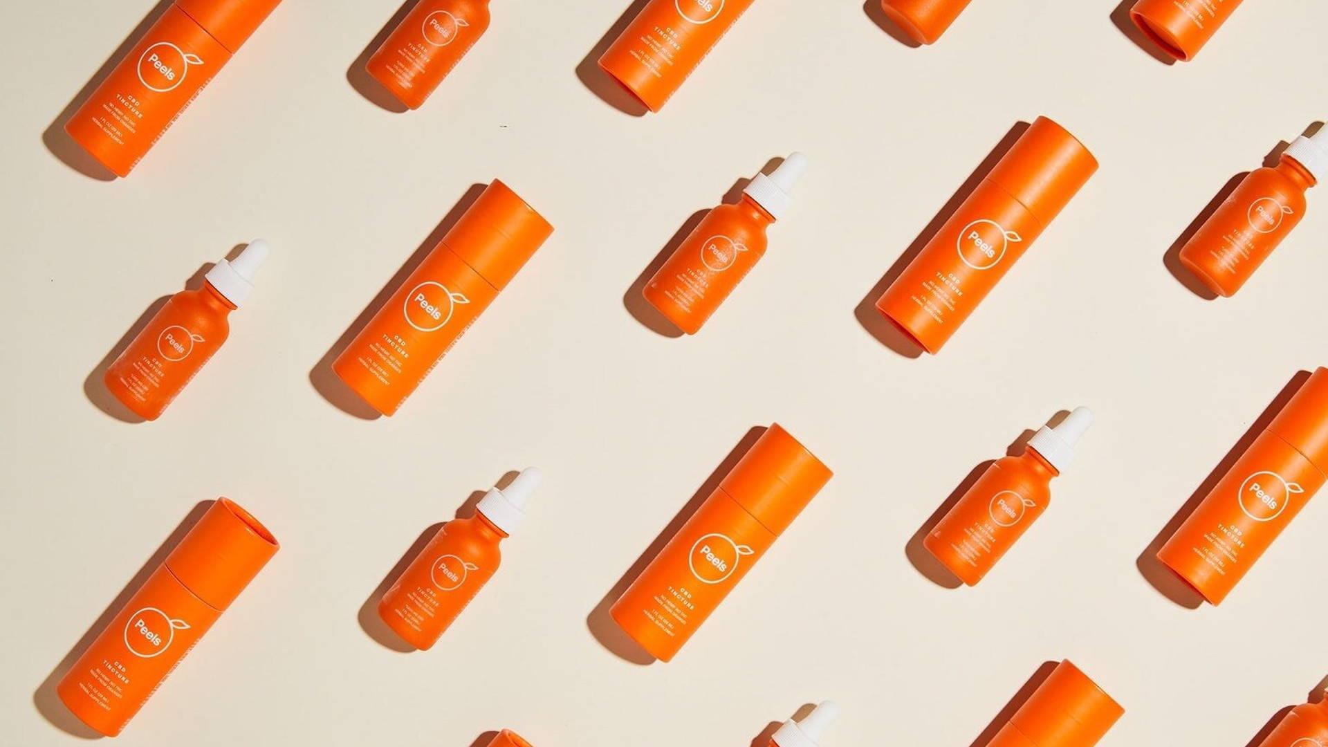 26款橘色調包裝設計案例賞析