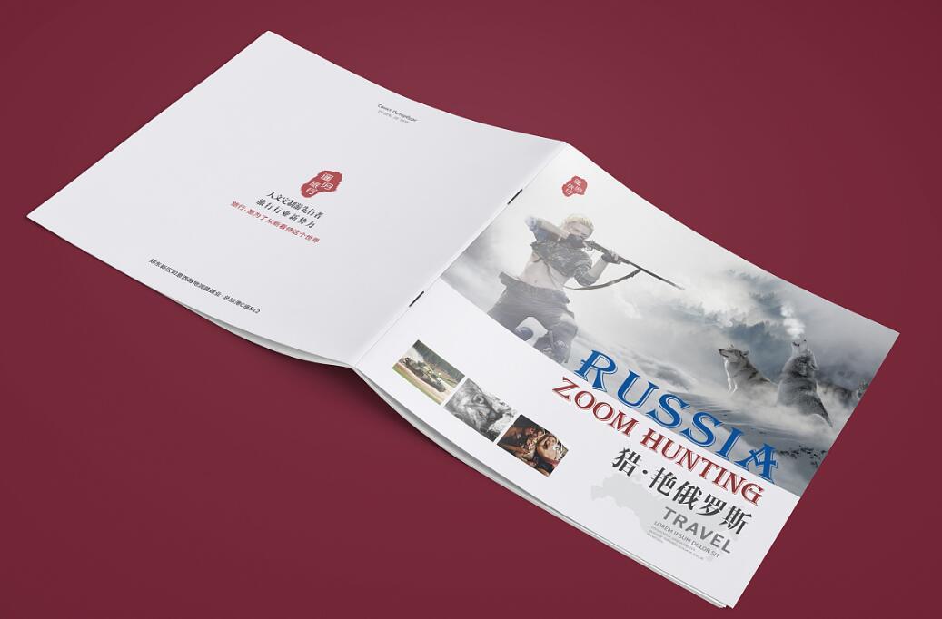 画册设计中常用的暗示设计方法