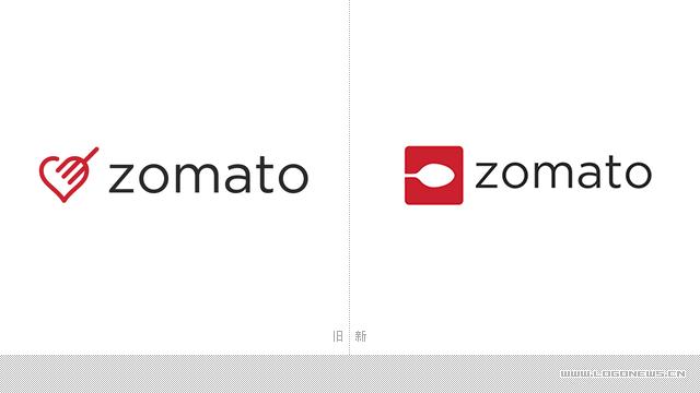 印度餐廳點評網站Zomato啟用新品牌形象