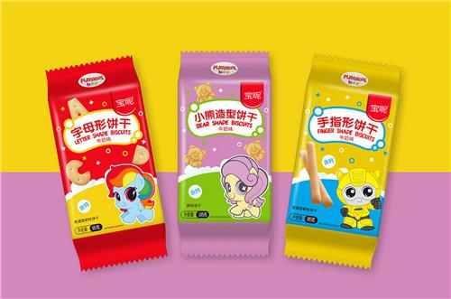 兒童食品包裝設計如何才能更完美